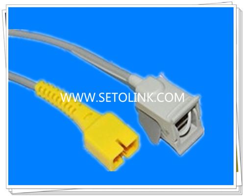 MEK DB6 Pin Pediatric Finger Clip SpO2 Sensor