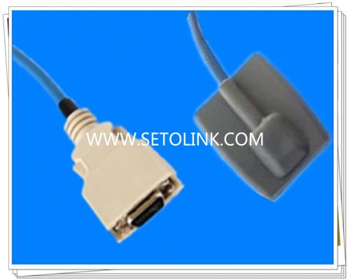 Nellcor 14 Pin Pediatric Silicone Soft Tip SpO2 Sensor