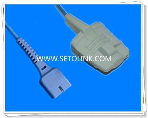 Nellcor DB7 Pin Adult Silicone Soft Tip SpO2 Sensor