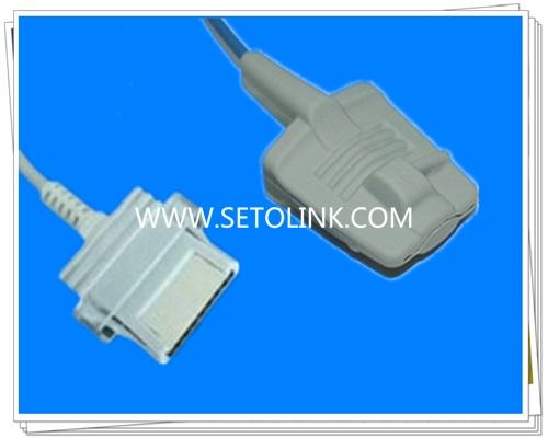 Nonin 8 Pin Adult Silicone Soft Tip SpO2 Sensor