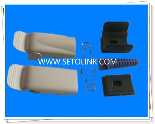 Adult Finger Clip SpO2 Sensor