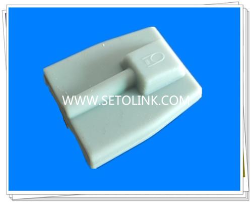 Pediatric Silicone Soft Rubber Tip SpO2 Sensor