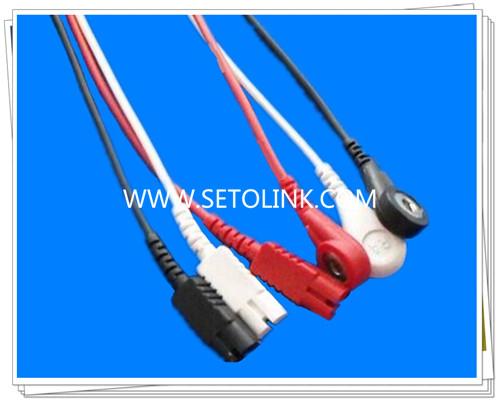 LL Style ECG Leadwires