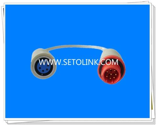 Mennen 8 Pin IBP  Converter Cable