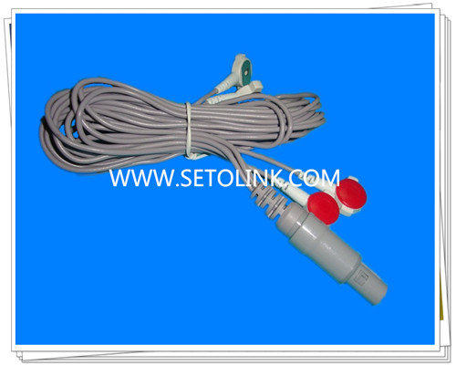 4 Channel Phisical Therapy Cable