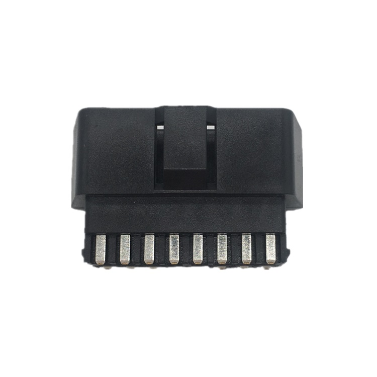 12V OBDII 16 Pin Male Connector ST SOM007A