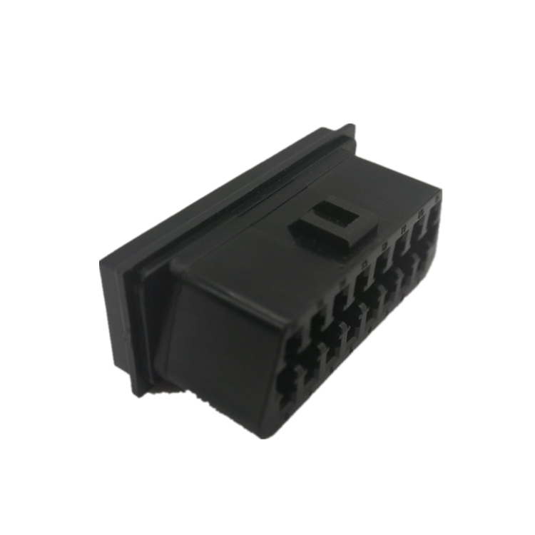 OBDII 16 Pin Female Connector SOF010